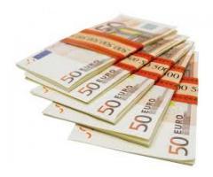 Aiuto finanziario ai privati ed a tutte persona che desiderano.