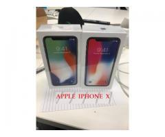 Apple iPhone X  64GB e 256GB