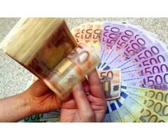 offerta di prestito molto serio tra privato